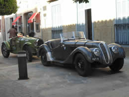 Mallorca News - News in Majorca, Classic Cars Arts October 2011