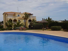cala anguila apartment for sale with pool