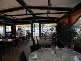 Puerto de Andratx Guide to Restaurants, Cafes and Bars, Restaurant Bridgport, Indian, Thai food, website information