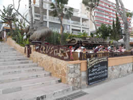 crusoes bar magaluf
