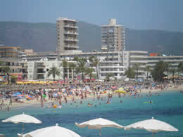 Guide To Magaluf Tourist And Travel Information
