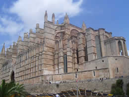 mallorca attractions palma cathredal