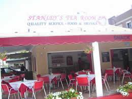 Stanley S Tea Room Cala Bona