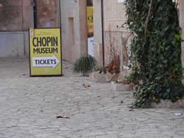 chopin museum tickets