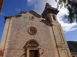 parish church of sant bartomeu