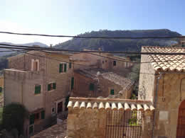 valldemossa view over village