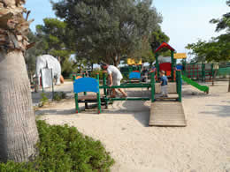 childrens playpark
