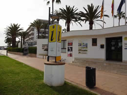 tourist info office cala millor