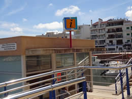 tourist information  office cala bona